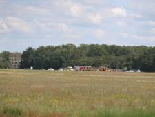 Vrouw (37) uit Kaatsheuvel verongelukt bij crash zweefvliegtuig op Vliegbasis Gilze-Rijen, leden zagen het gebeuren