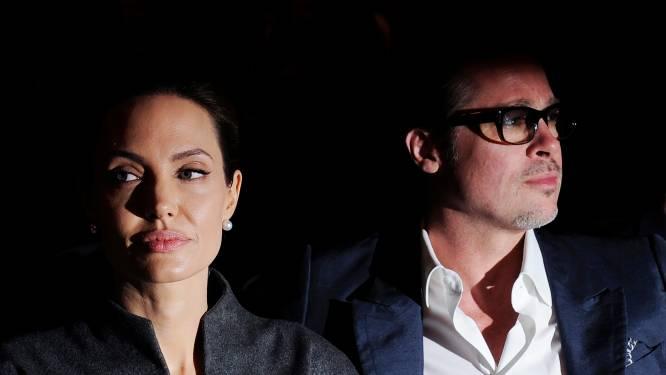 'Brad Pitt kapot van beslissing Angelina Jolie om tegen hem te getuigen'