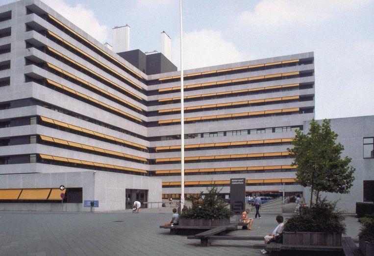 Slotervaartziekenhuis in 1982. Beeld anp