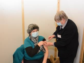 """Vaccinatiebereidheid blijkt groot: """"We moeten amper beroep doen op reservelijst"""""""