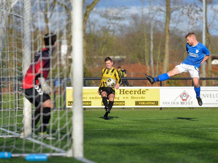VV Heerde kiest ook voor de stap naar het zaterdagvoetbal
