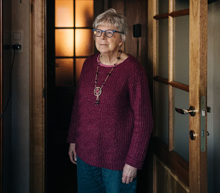 Rita Brion. Beeld Wouter Van Vooren