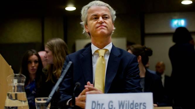 Wilders wil haatzaai-artikelen uit wetboek