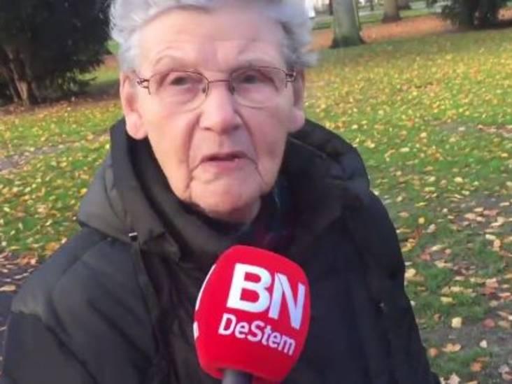 Hartje Breda: de zuster in het park