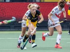Eindhovense hockeyster Laura Nunnink werd geruisloos een belangrijke Bossche schakel