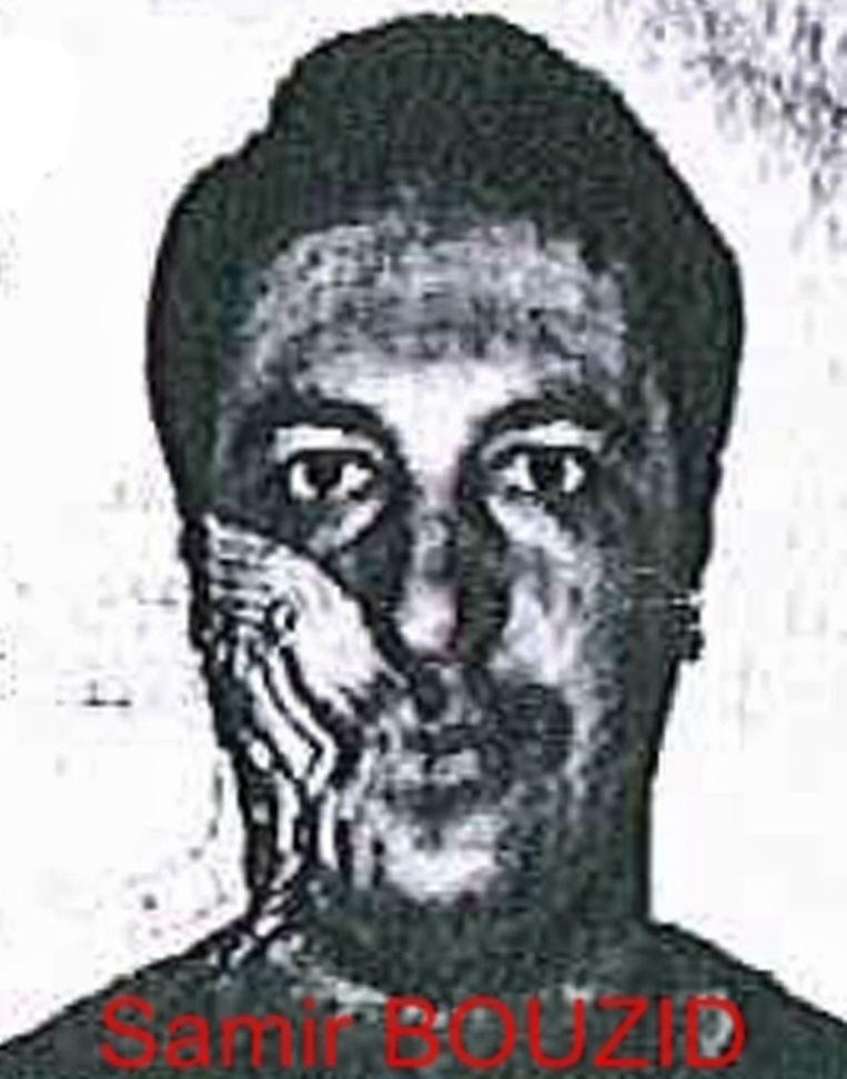 Terrorist Mohamed Belkaïd gebruikte de valse naam Samir Bouzid. Beeld AP