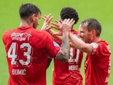 Zege op ADO Den Haag levert FC Twente toch nog winst op in tv-klassement