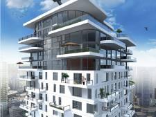 Wonen op 150 meter hoogte in centrum Rotterdam