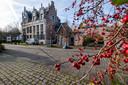 Het Reuzenhuis in Buitenland, een gehucht van Bornem.