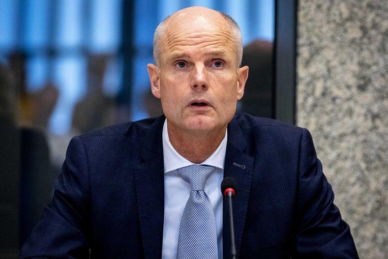 Stef Blok, de Nederlandse minister van Buitenlandse Zaken Beeld ANP