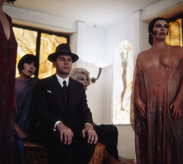 Scène uit 'Il conformista' van Bernardo Bertolucci. Beeld Photo12