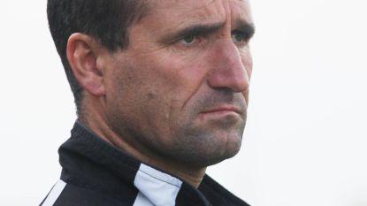 Oud-voetballer en trainer Geert Vuylsteke (54) overleden