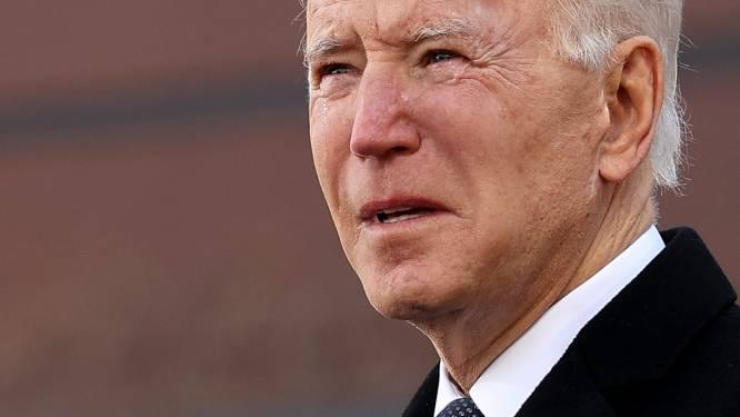 Joe Biden neemt in tranen afscheid van thuisstaat Delaware
