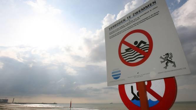Voorlopig niet pootjebaden in zwemzone Duin en Zee: waterkwaliteit blijkt onvoldoende
