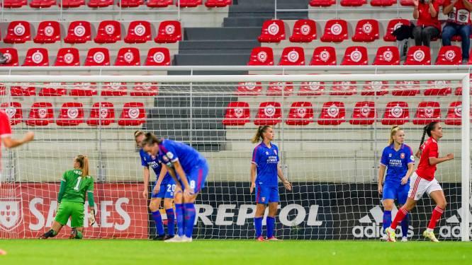 FC Twente Vrouwen grijpt naast Champions League