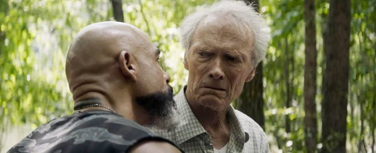 Clint Eastwood in 'The Mule'. Beeld Photo News