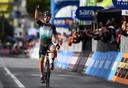Sagan won in 2020 een rit in de Giro, z'n enige zege dat jaar.