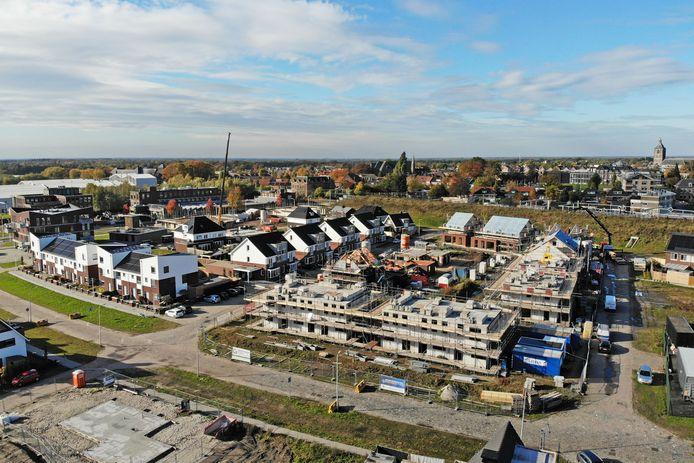 Er wordt volop gebouwd in nieuwbouwwijk de Stakenbeek, maar als het aan het college van B en W ligt komen er tot 2030 nog zeker 1000 woningen bij in Oldenzaal.