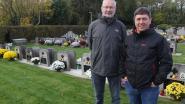 Graven en erepark oud-strijders opgewaardeerd