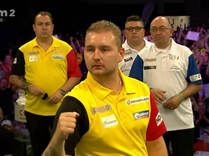 Roemloze aftocht voor 'Belgian Arrows': Van den Bergh en Huybrechts verrassend onderuit tegen Oostenrijk en zijn uitgeschakeld op World Cup of Darts