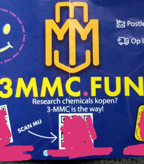 Berkelland kan reclamefolders voor partydrug 3MMC niet verbieden: 'Het is een legaal product'