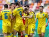 Noord-Macedonië buigt voor sterker Oekraïne in intens duel