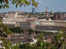Oubliez le Palais des Expos et le Palais des Congrès à Charleroi, place au Grand Palais