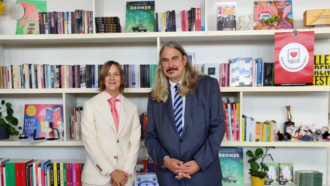 Ilja Leonard Pfeijffer en Marieke Lucas Rijneveld Boekenweekauteurs 2022