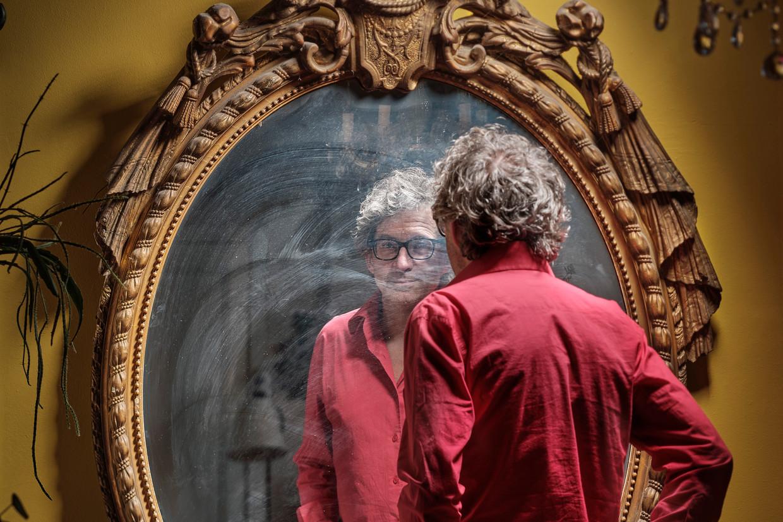 Frénk van der Linden: 'Een groot deel van mijn leven bestaat uit jatwerk. Iedere vakman steelt trucs van anderen.'