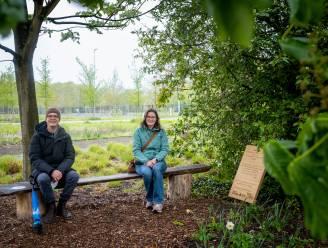 """Joke opent troostplek in Vrijbroekpark: """"Maatschappij gaat niet altijd goed om met verdriet"""""""