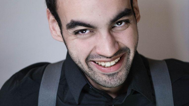 Kamal Kharmach. Beeld Eric De Mildt