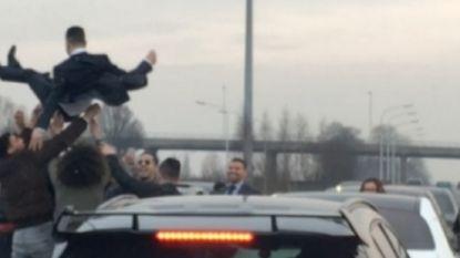 Extra patrouilles en preventieplan in Brussel voor trouwstoeten