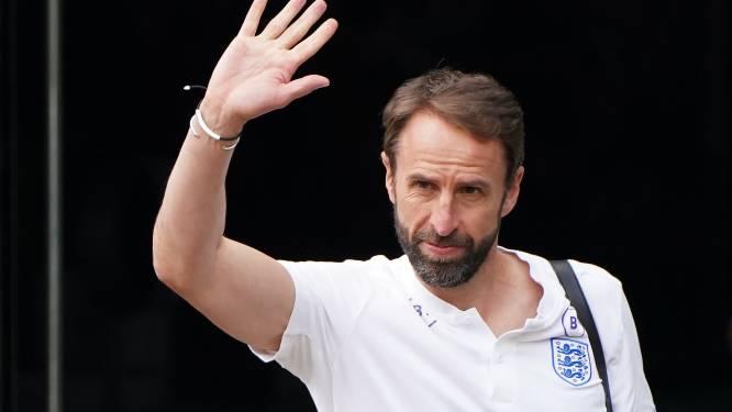 """Gareth Southgate a encore """"l'estomac arraché"""" au lendemain de la défaite anglaise"""