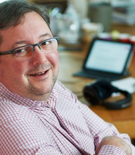 Rene Peters maakt geen geheim van zijn keuze: 'Mijn stem gaat naar Hugo als lijsttrekker'