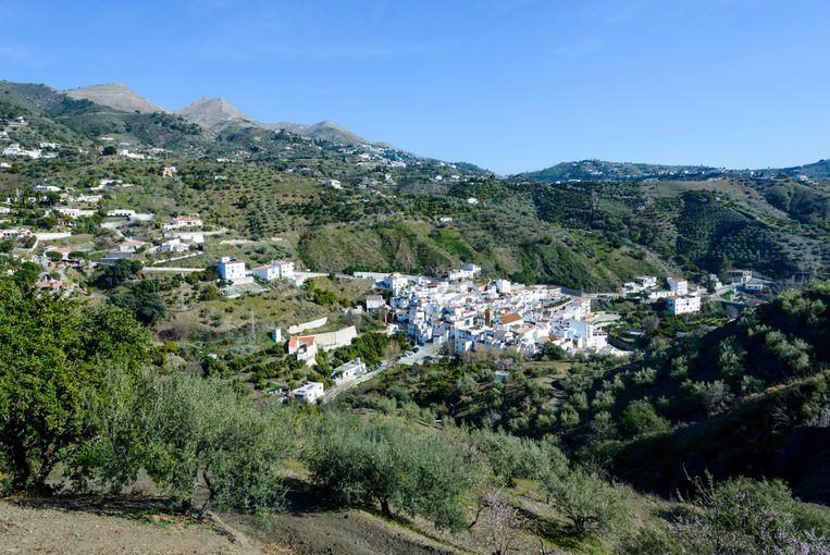 L'accident s'est produit à Archez, à une cinquantaine de kilomètres de Malaga