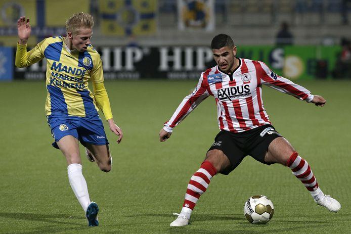 Philippe van Arnhem speelde 72 duels voor RKC in de Keuken Kampioen Divisie.