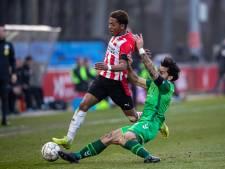 De decibellen en spierballen van De Graafschap zijn Jong PSV te machtig