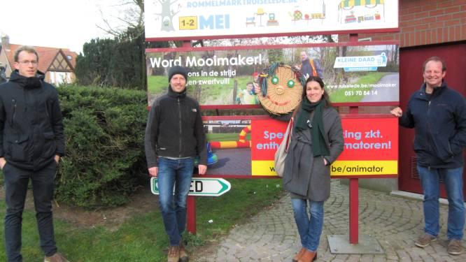 Geen rommelmarkt op 1 mei, wel gezinsvriendelijke wandelzoektochten