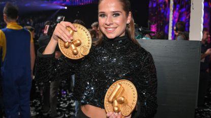 Laura Tesoro en Nachtwacht zijn de grote winnaars op Gala van de Gouden K's