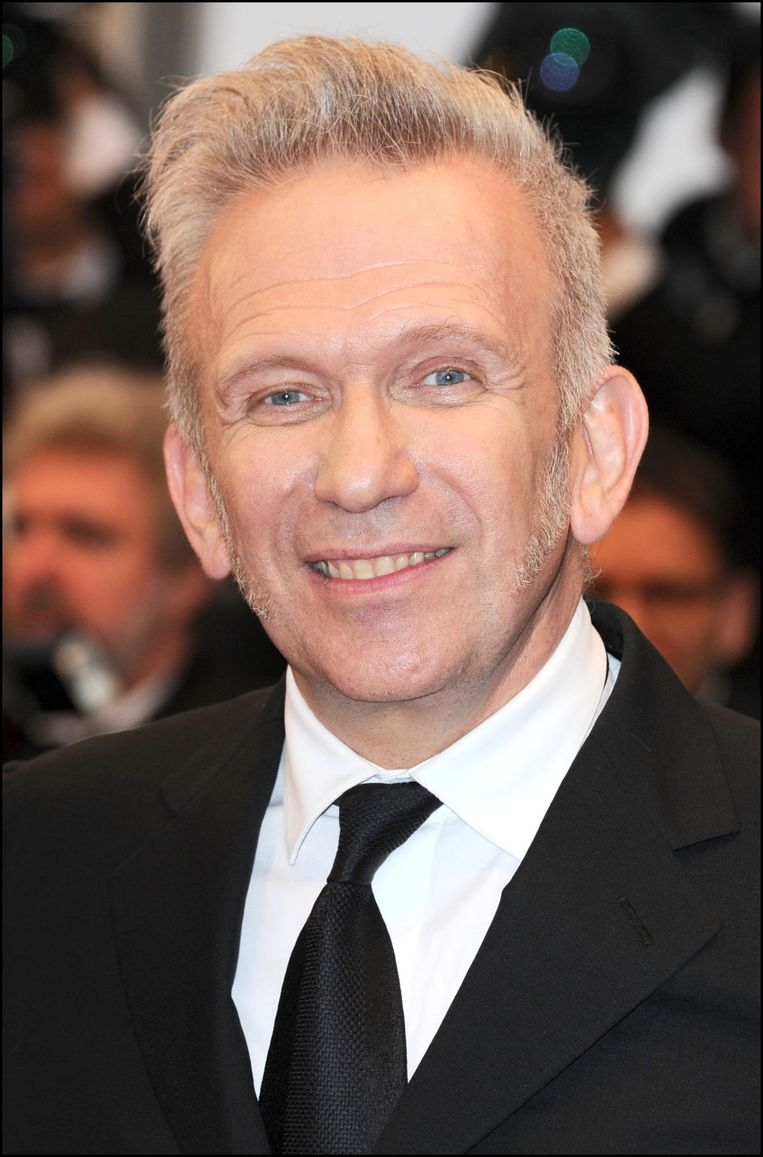 Jean-Paul Gaultier. Beeld PHOTO_NEWS