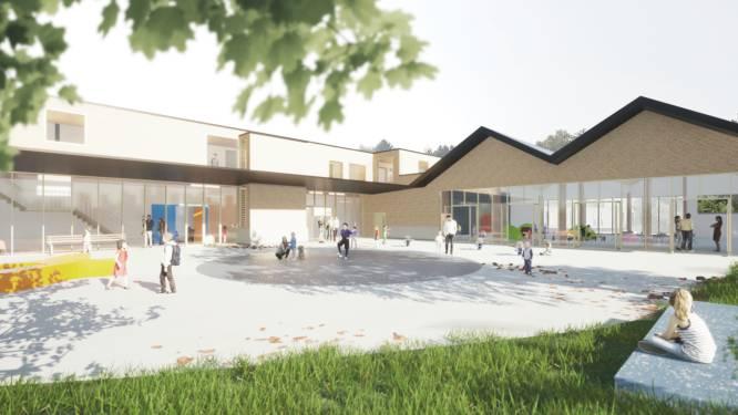 Infomoment nieuwbouw basisschool in Sint-Anna-Pede