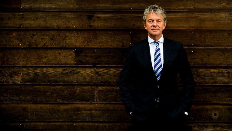Kandidaat-lijsttrekker Jacques Monasch Beeld Marco De Swart