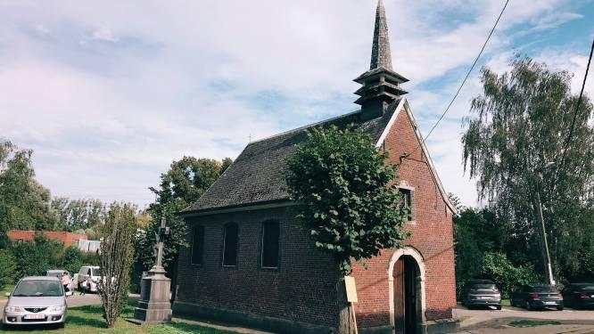 """Knip aan kapel Ter-Muren: """"Geen doorstroming meer van autoverkeer"""""""
