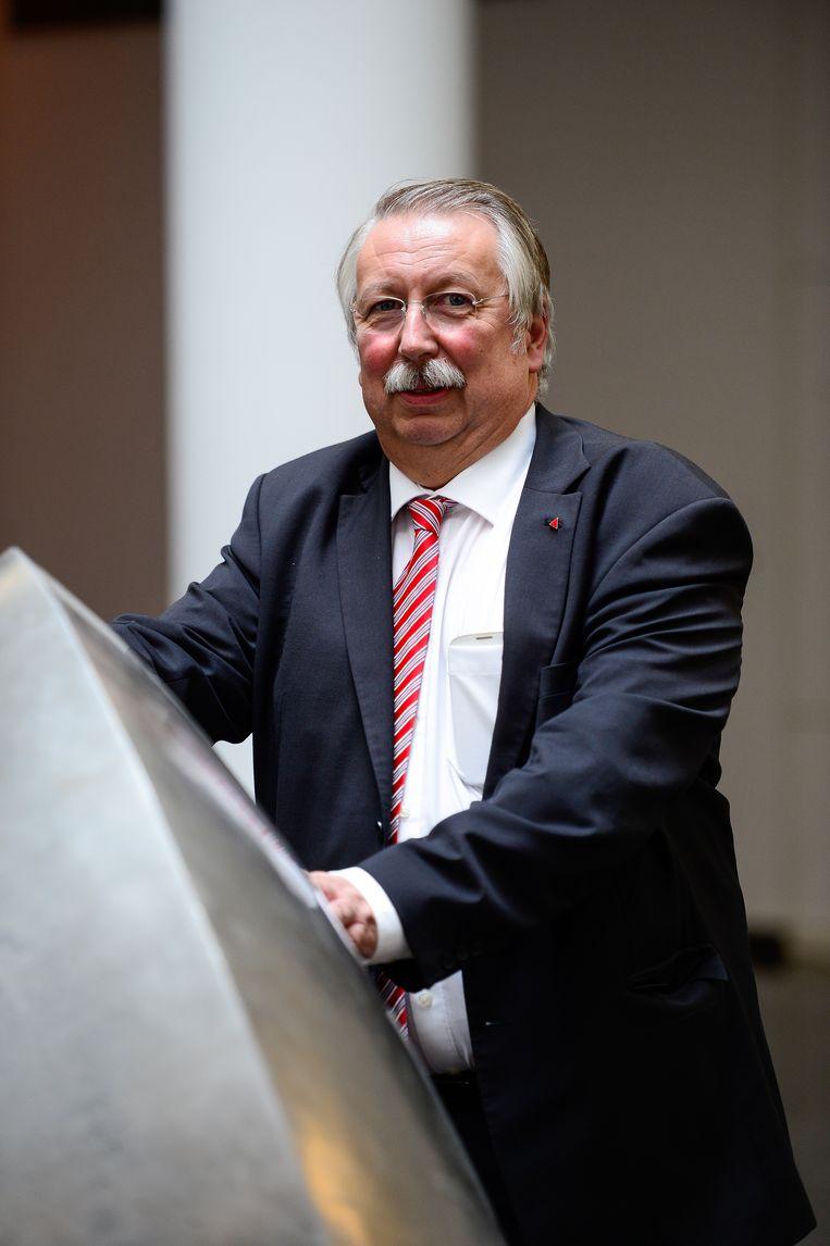 Voormalig minister van Defensie André Flahaut (PS).  Beeld BELGA