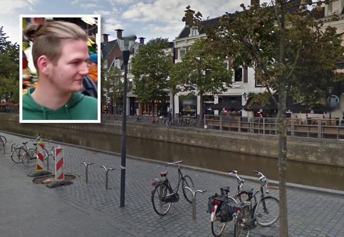 De vermiste Remon Bruinsma (18).