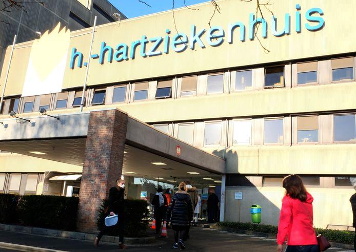 De 1.200 medewerkers van het HeiligHartziekenhuis werden zondag getest op het coronavirus.