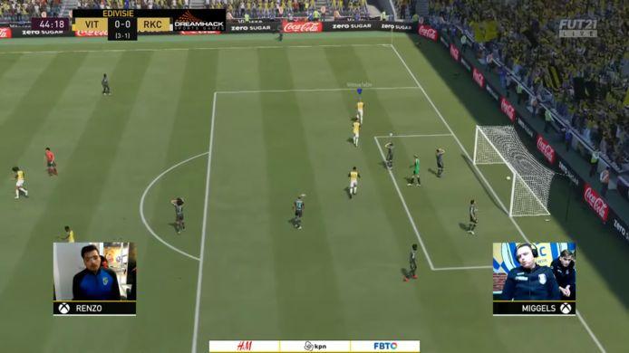 Na speelronde 3 in de eDivisie staan er nog drie teams ongeslagen bovenaan. Ajax, Feyenoord en Vitesse hebben nu negen punten uit drie duels.