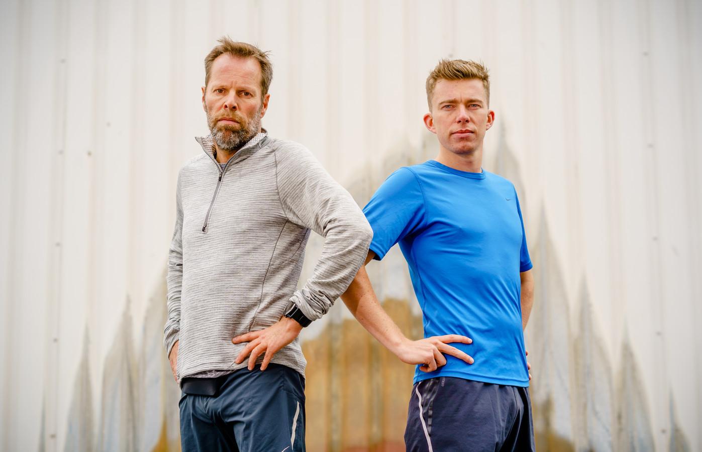 NVS Eric Brommert en Pim Bijl.