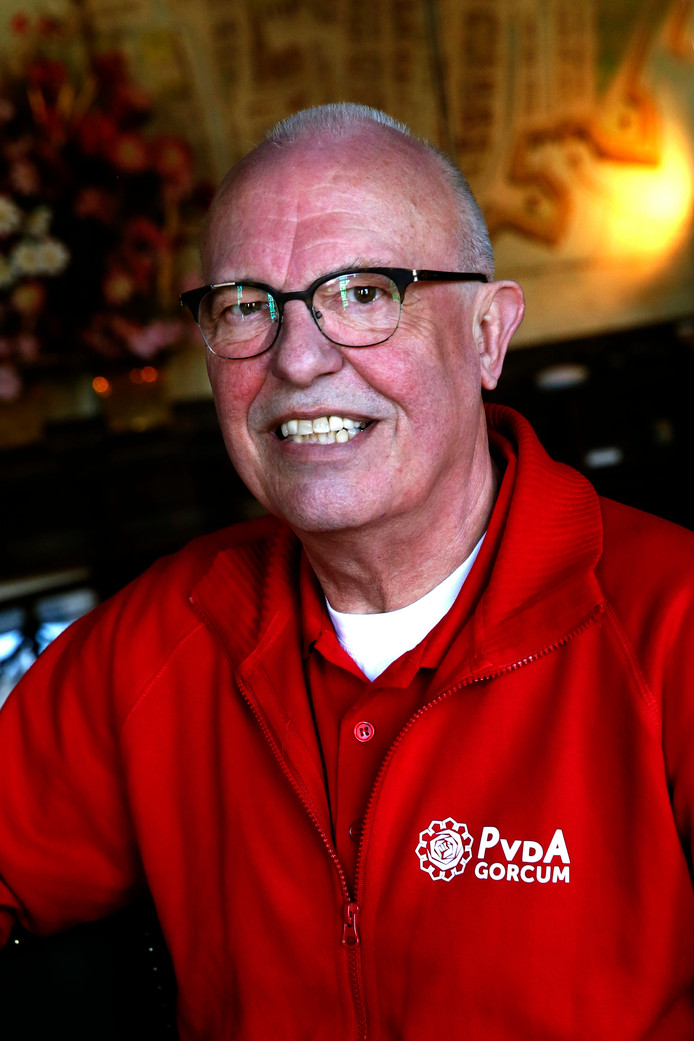 PvdA-lijsttrekker Jack Oostrum.