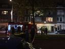 Een bewoner van de Strevelsweg dreigde zijn woning op te blazen, waarna de hele straat werd ontruimd.